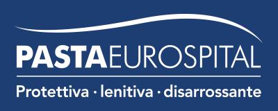 eurospital logo , protezione e sollievo dalle irritazioni